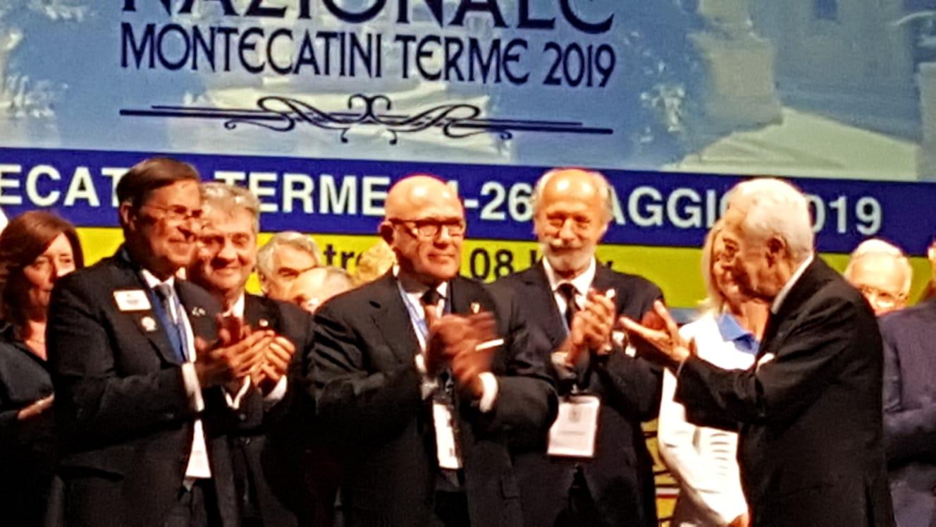 Gino Tarricone Eletto Presidente del Consiglio dei Governatori