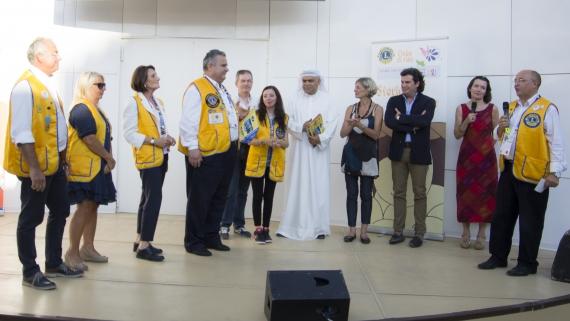 Fiabe di riso al Padiglione del Qatar