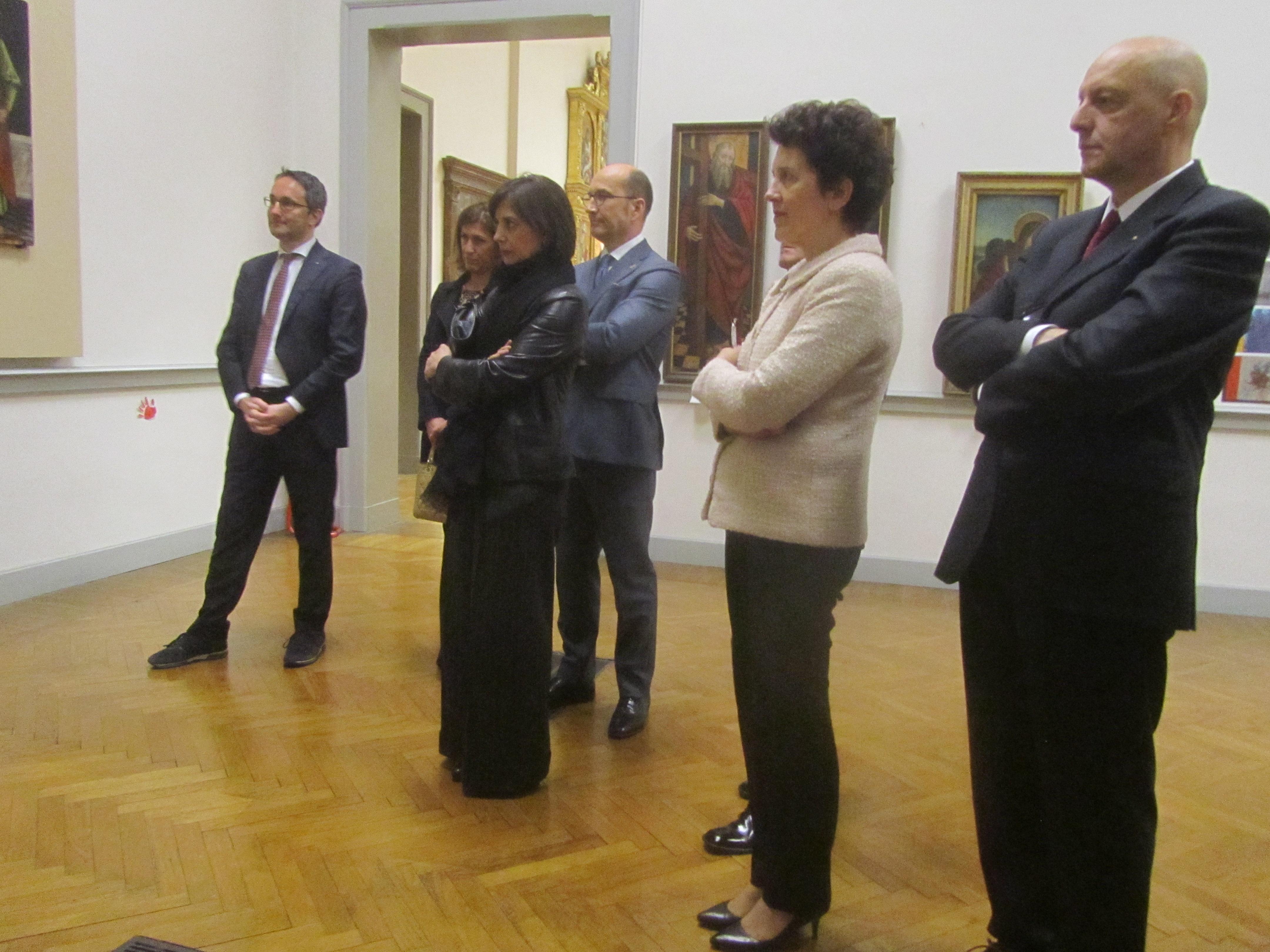Concluse con esito positivo le indagini per il delitto al museo Borgogna