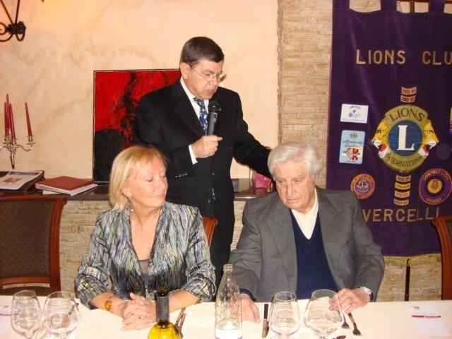 Serata con i pittori Giulio Sambonet e Camillo Francia