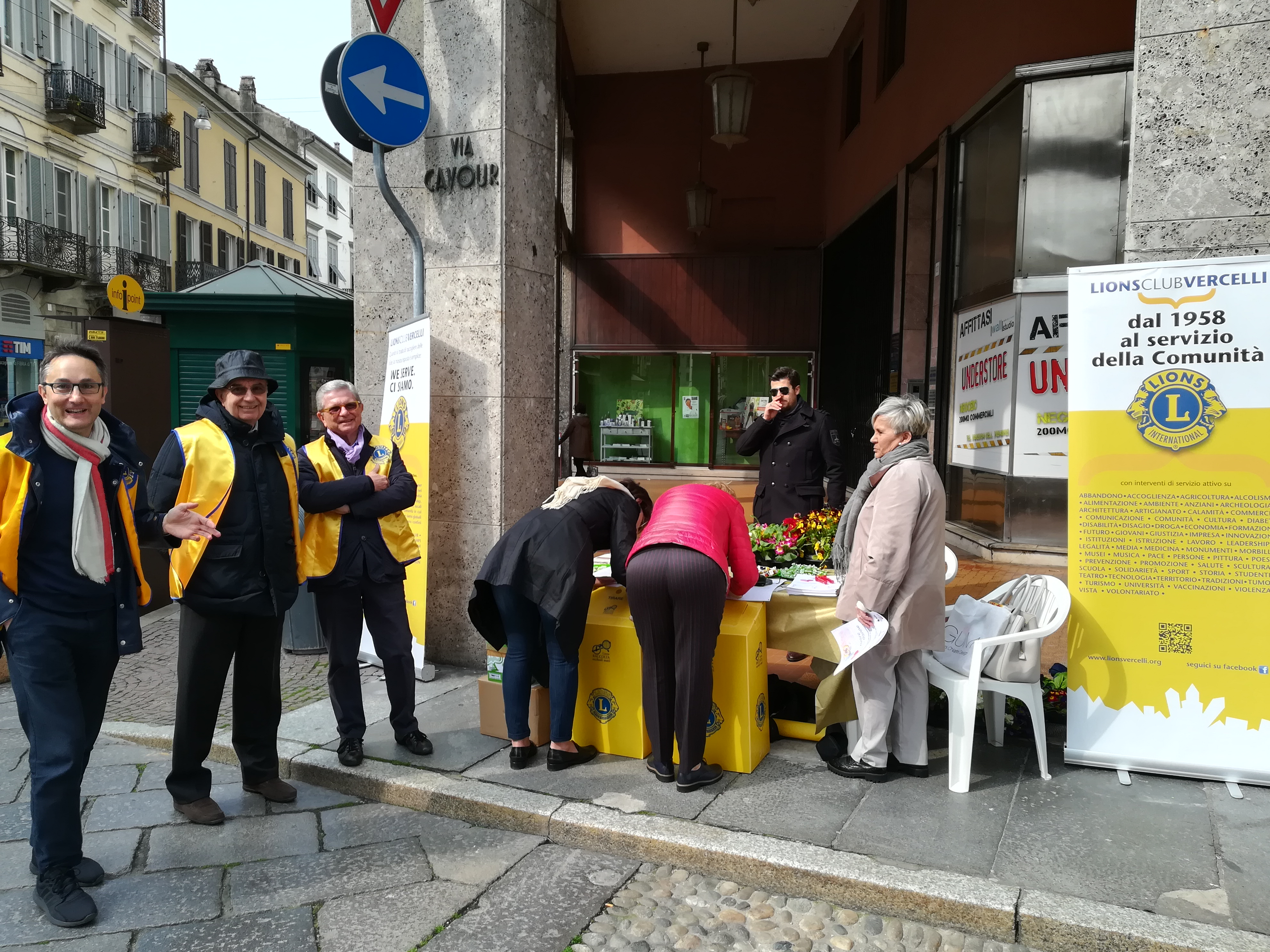 Lions day Vercelli 2018