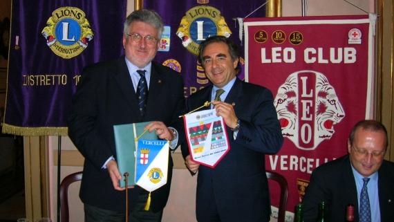 Visita Ufficiale del Governatore Bruno Varetto
