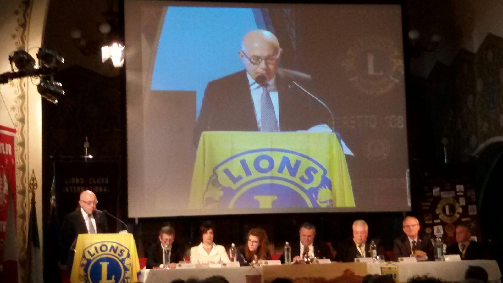 Gino Tarricone eletto 2° vice Governatore distrettuale