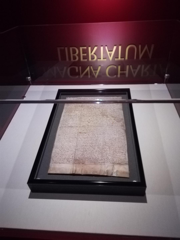 Benvenuta Magna Charta!