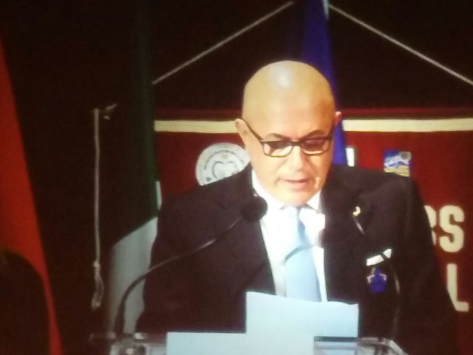 Luigi Tarricone eletto Governatore Lions Distretto 108Ia1 2018/2019